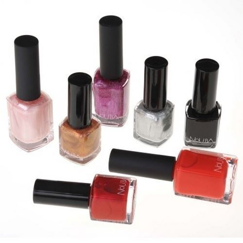 Лак для ногтей NoUBA Nail Polish Mini (№ 486) лаки для ногтей isadora лак для ногтей гелевый gel nail lacquer 247 6 мл