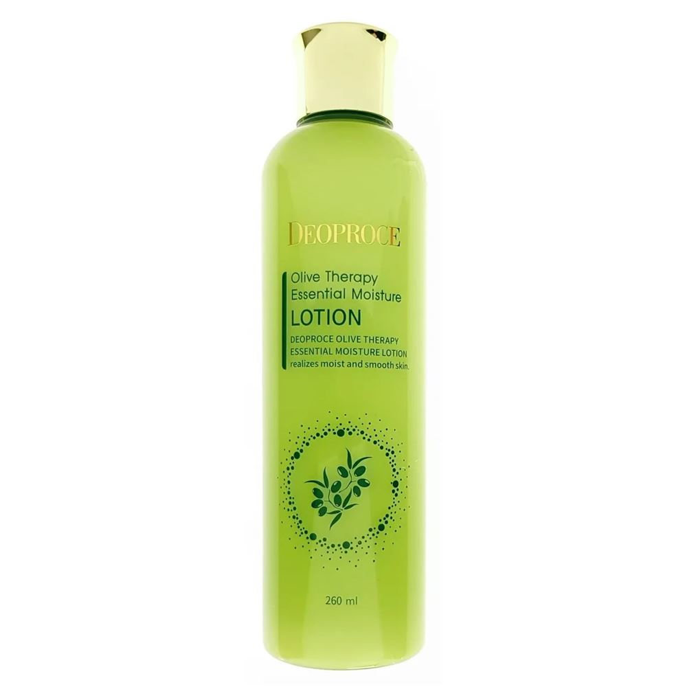 Лосьон Deoproce Premium Olivetherapy Essential Moisture Lotion лосьон deoproce coenzyme q10 firming lotion