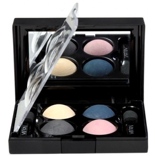 Тени для век NoUBA Quattro Eyeshadow (№ 648) тени для век essence тени хайлайтер hi lighting eyeshadow mousse 01 цвет 01 hi ivory variant hex name fdece4