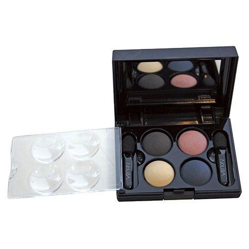 цена на Тени для век NoUBA Quattro Eyeshadow Mat 2014 (№ 645)