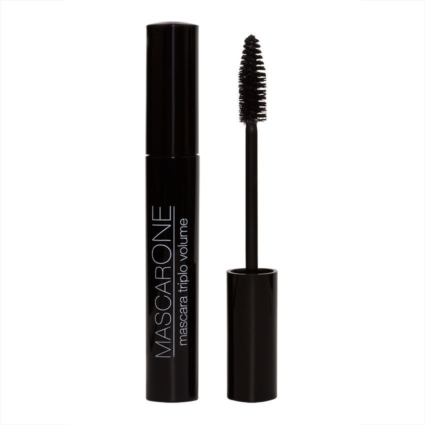 Тушь для ресниц NoUBA MascarOne Triple Volume Mascara (№ 01) тушь для ресниц nouba volumaxi sculpting mascara 01