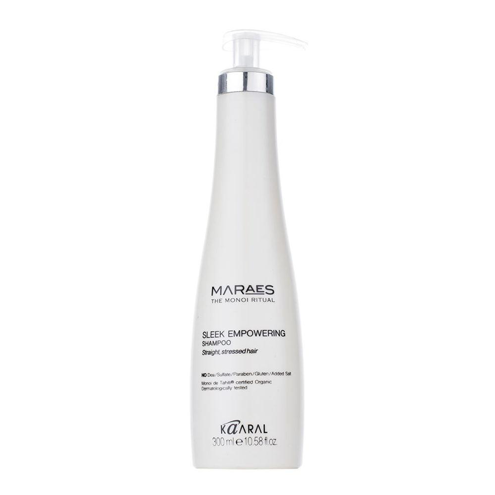 Шампунь Kaaral Sleek Empowering Shampoo чехол майка azard sprint передний комплект цвет серый черный 4 предмета