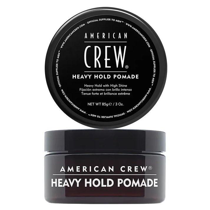 Крем American Crew Heavy Hold Pomade (85 г) american crew помада сильной фиксации crew heavy hold pomade 85 г