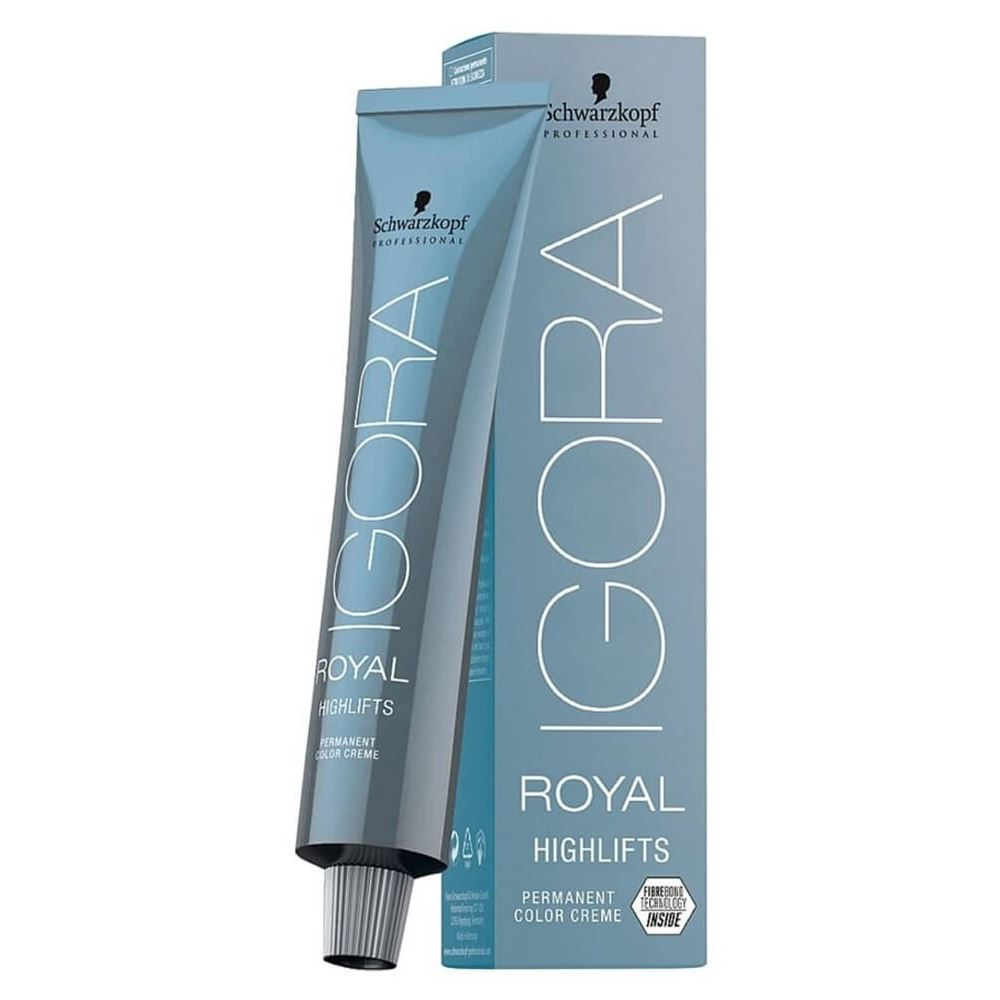 Краска для волос Schwarzkopf Professional Igora Royal Highlifts (12-46) schwarzkopf professional крем защитный для кожи igora skin protection cream 100мл