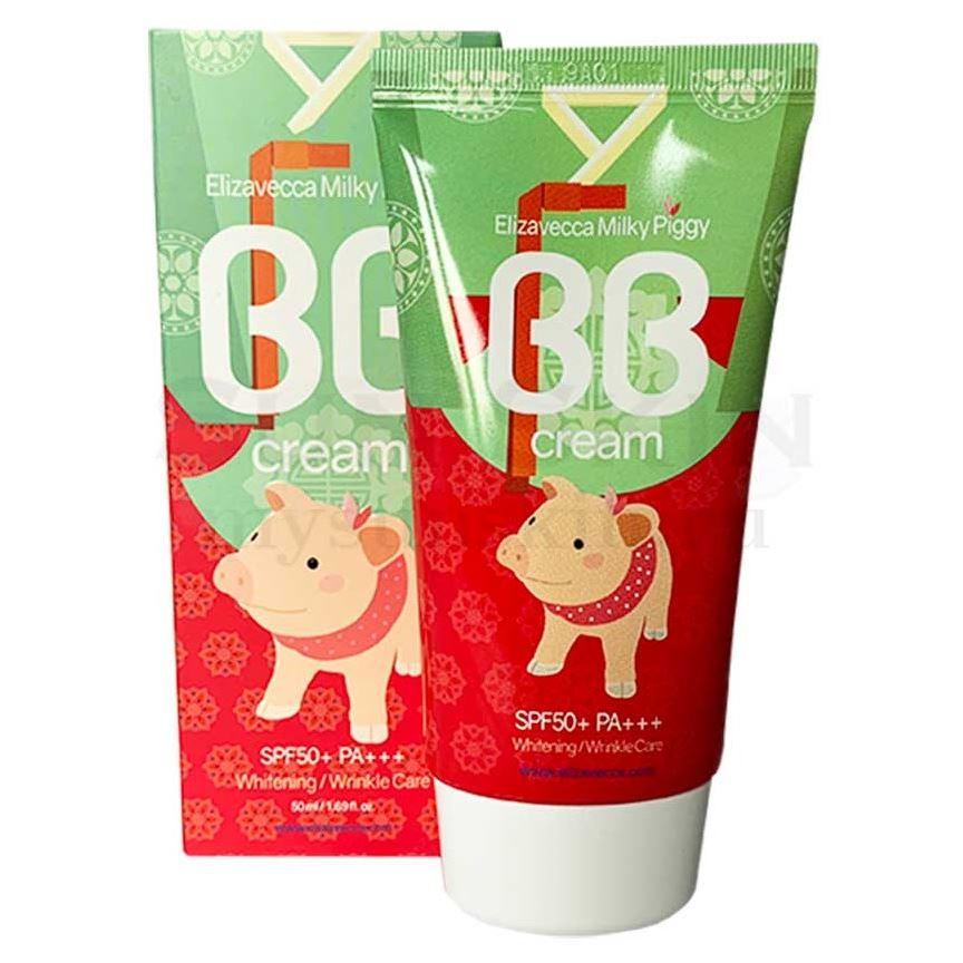 Крем Elizavecca BB Cream SPF50+ PA+++ 50 мл крем elizavecca yeonye hyeokmyung 2h sam hand cream