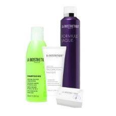 LaBiosthetique Набор Ваши идеальные волосы (Набор: маска, 100 мл + лак, 300 мл + шампунь, 100 мл) ahava набор идеальные партнёры набор идеальные партнёры