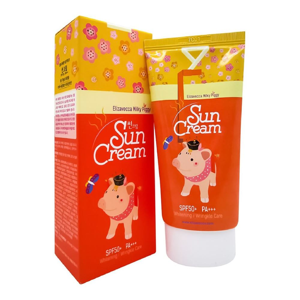 Крем Elizavecca Sun Cream SPF 50+ PA+++