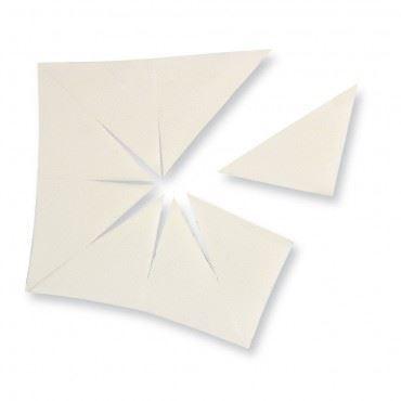 Спонж ARTDECO Makeup Sponge Edges (8 шт.) спонж isadora compact foundation sponge refill 1 шт