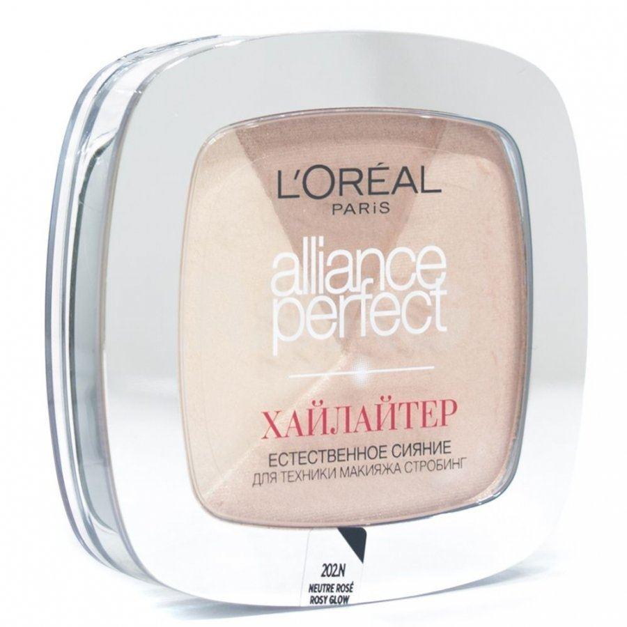 База под макияж L'Oreal Alliance Perfect Highlighter (302 R/C) база под макияж isadora strobing fluid highlighter 81