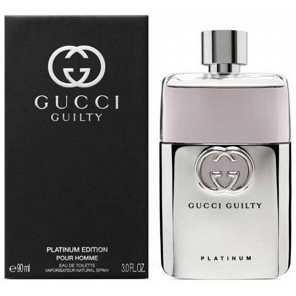 где купить Туалетная вода Gucci Guilty Pour Homme Platinum 90 мл по лучшей цене