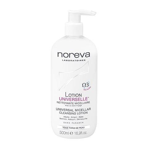 Лосьон Noreva Очищающий мицеллярный лосьон универсальный 250 мл лосьон для лица avene для сверхчувствительной кожи 200 мл очищающий
