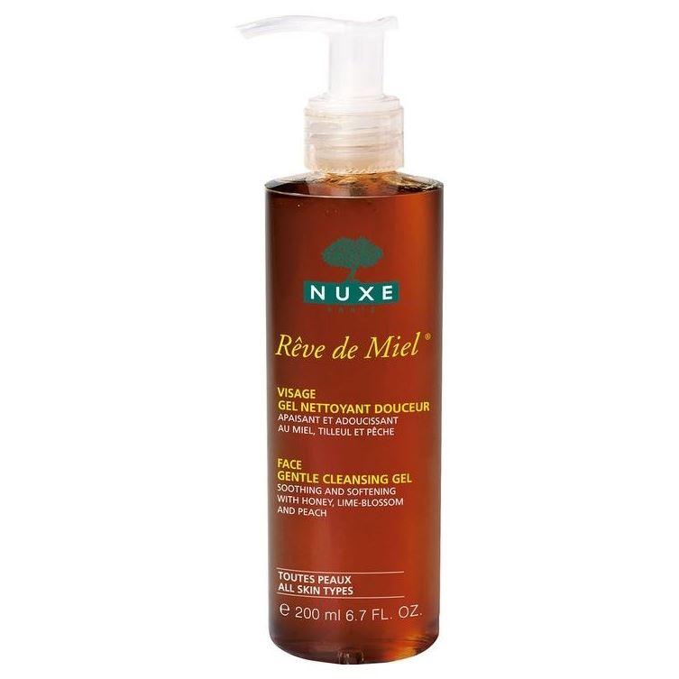 Гель Nuxe Очищающий Гель Для Лица 200 мл лосьон для лица avene для сверхчувствительной кожи 200 мл очищающий