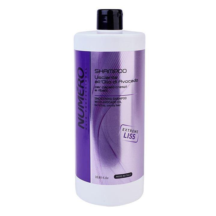 Шампунь Brelil Professional Liss Smoothing Shampoo 300 мл сыворотка coiffance professionnel liss line smoothing serum