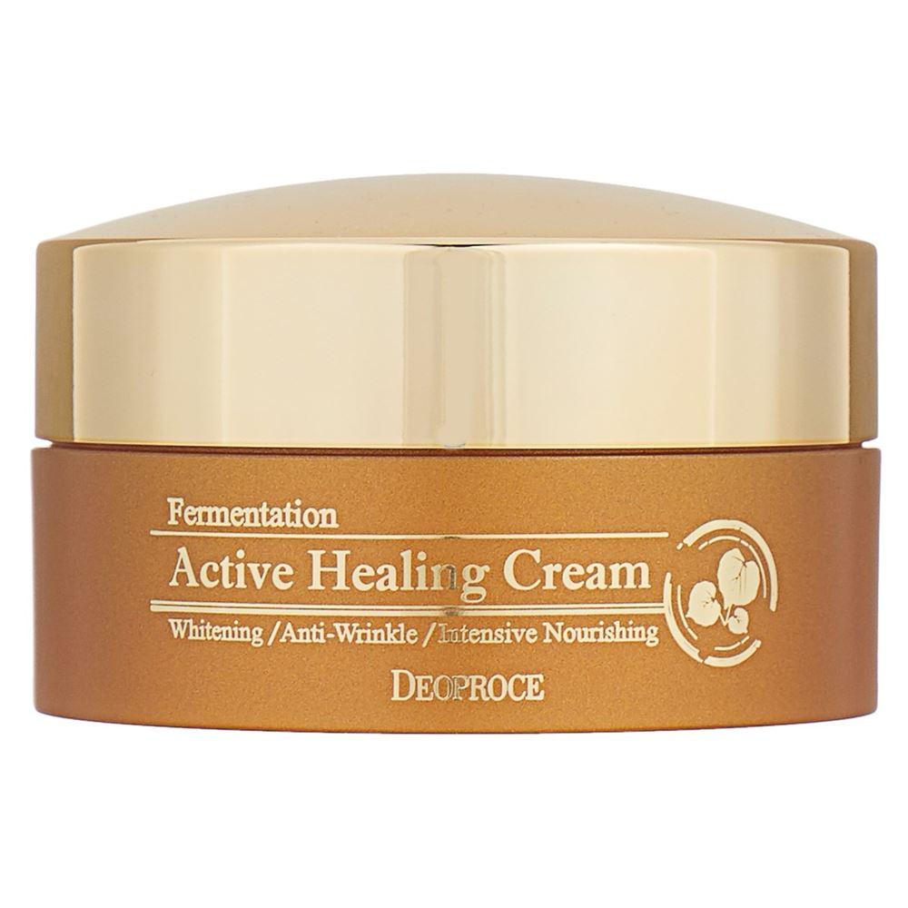 Крем Deoproce Fermentation Active Healing Cream great cnc wantai 3 axis nema23 stepper motor 57bygh115 003b 425oz dual shaft driver dq542ma 50v 4 2a 128micro