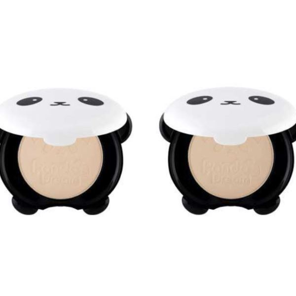 Пудра Tony Moly Panda's Dream Clear Pact (02 Beige) пудра tony moly face mix oil paper powder 9 г