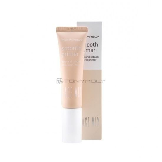 База под макияж Tony Moly Face Mix Smooth Primer 30 мл пудра tony moly face mix oil paper powder 9 г
