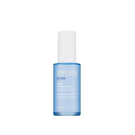 Эмульсия Missha Super Aqua Ice Tear Essence 50 мл missha super aqua refreshing cleansing foam объем 200 мл