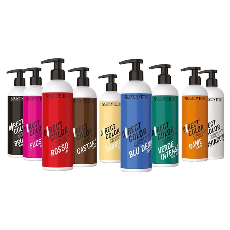 цена на Краска для волос Selective Professional Direct Color  (sand)