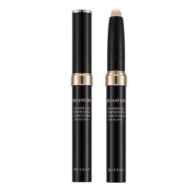 База под макияж Missha Signature Flawless Cover Stick SPF35 (21) missha signature glam art gloss srd04 цвет srd04