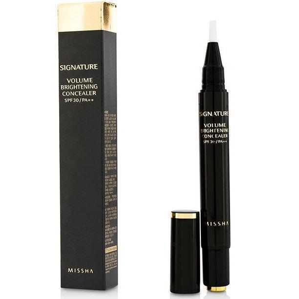 Корректоры Missha Signature Volume Brightening Concealer (23) missha signature glam art gloss srd04 цвет srd04
