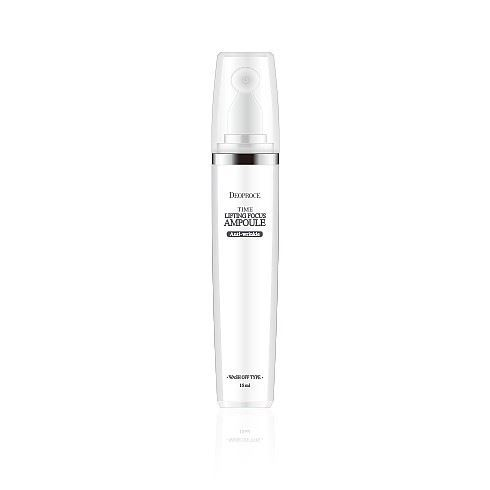 Сыворотка Deoproce Time Lifting Focus Ampoule 15 мл лосьон deoproce coenzyme q10 firming lotion