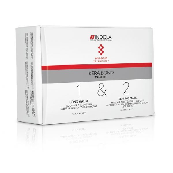 Набор: Маска Indola Professional Trial Kit Indola Kera Bond