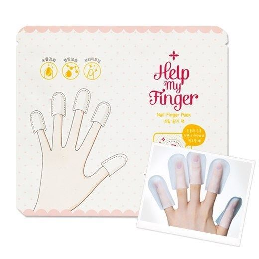 Маска Etude House Help My Finger Nail Finger Pack стул etude