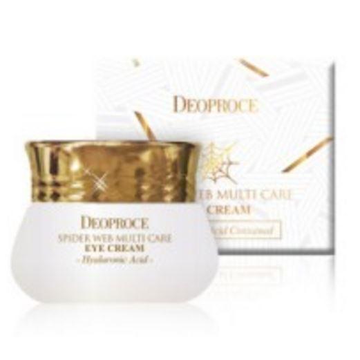 Крем Deoproce Spider Web Multi-Care Eye Cream markell крем актив для кожи вокруг глаз eyes care 15 г
