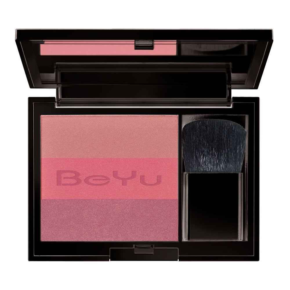 Румяна BeYu Multi Color Powder Blush (50 Great Demand) beyu румяна catwalk тон 20 7 5 г