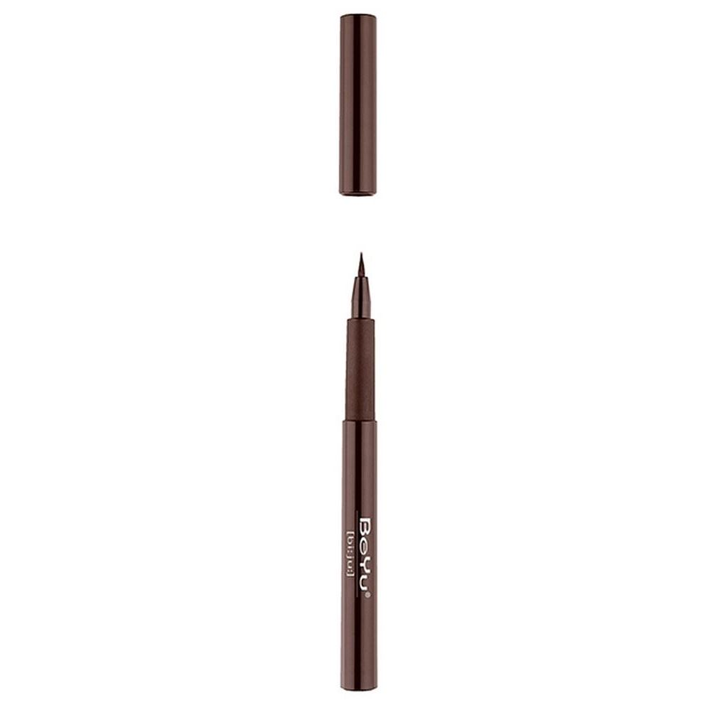 косметические карандаши beyu карандаш для глаз soft liner for eyes and more 647 1 2гр Подводка BeYu Liquid Fine Liner (20 серый)