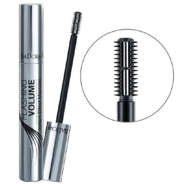 Тушь для ресниц IsaDora Flashing Volume 9 мл тушь для ресниц build up mascara extra volume тон 07 isadora