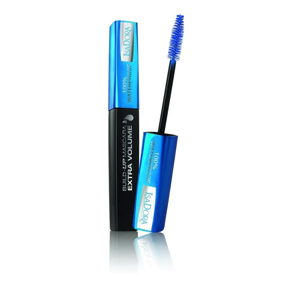 цена на Тушь для ресниц IsaDora Build-Up Mascara Extra Volume 100% Waterproof  (23)
