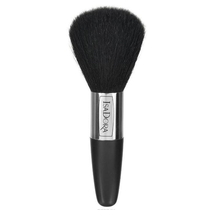 Кисть IsaDora Bronzing Powder Brush (1 шт.) isadora perfect powder blusher 24 цвет 24 sugar brown variant hex name b07a73