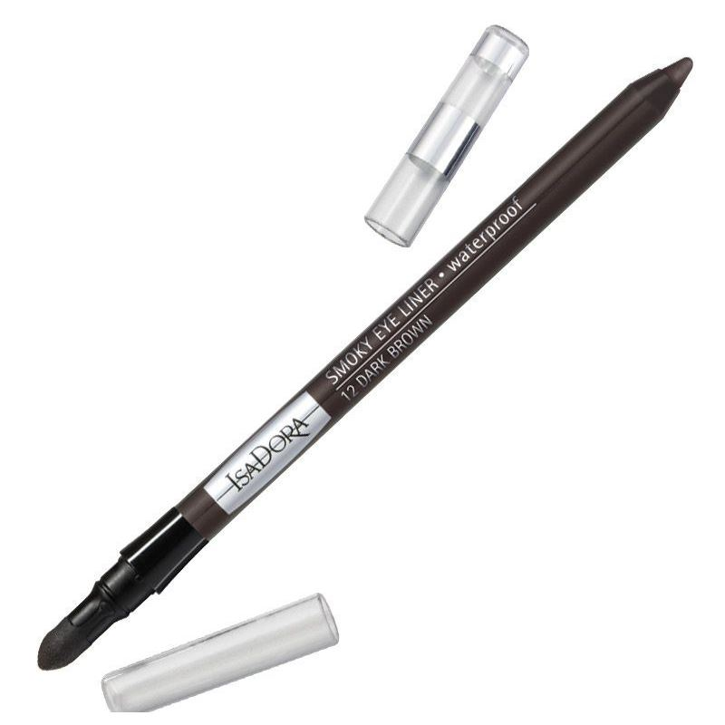 Карандаши IsaDora Smoky Eye Liner waterproof (11) подводка для век fine liner eye stylo тон 01 isadora