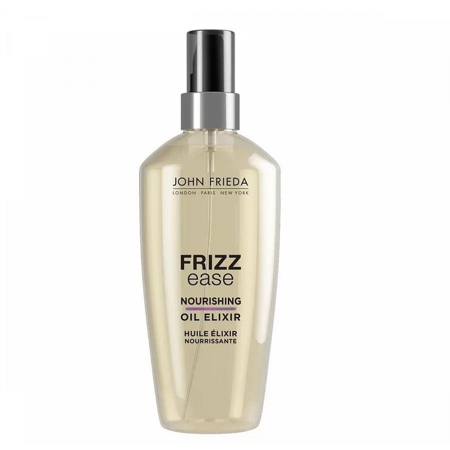 Масло John Frieda Nourishing Oil Elixir 100 мл kativa argan oil elixir масло защитное для волос эликсир арганы 30 мл