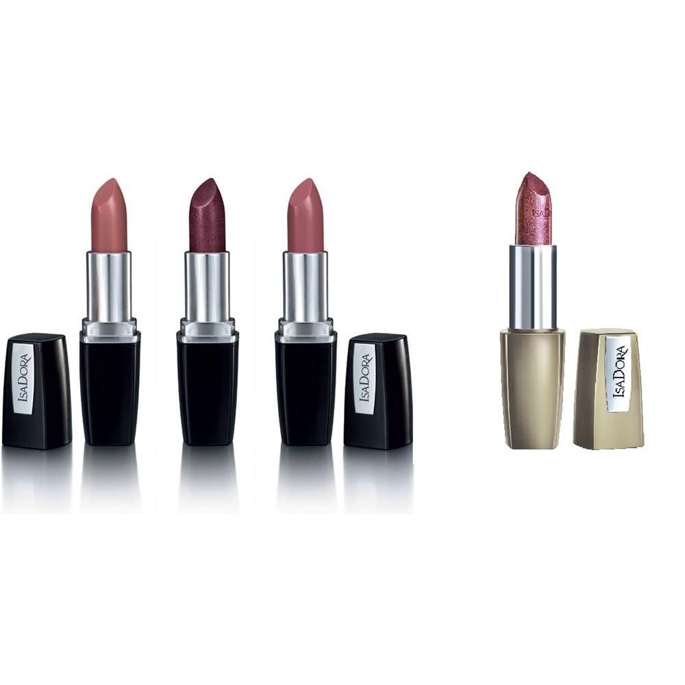 Помада IsaDora Perfect Moisture Lipstick  (77) isadora помада для губ увлажняющая perfect moisture lipstick 136 4 5г