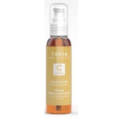 Флюид Tefia Liquid Crystals With Apricot Kernel Oil