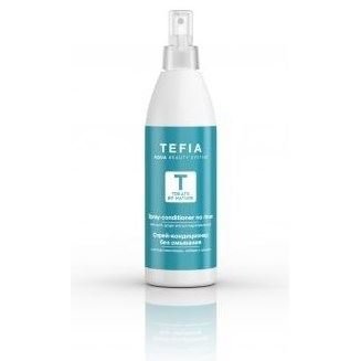 Кондиционер Tefia Spray-Conditioner No Rinse With Myrrh, Ginger And Pomegranate Extract