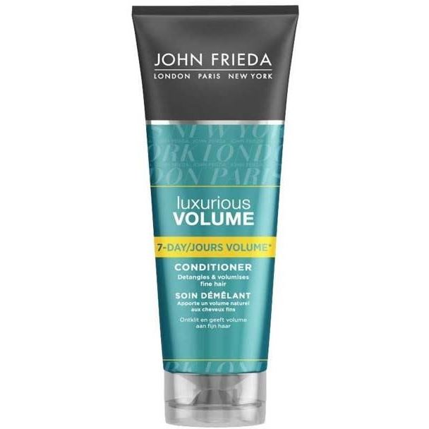 Кондиционер John Frieda 7-Day/Jours Volume Conditioner 250 мл mesh open shoulder side ruched lattice top