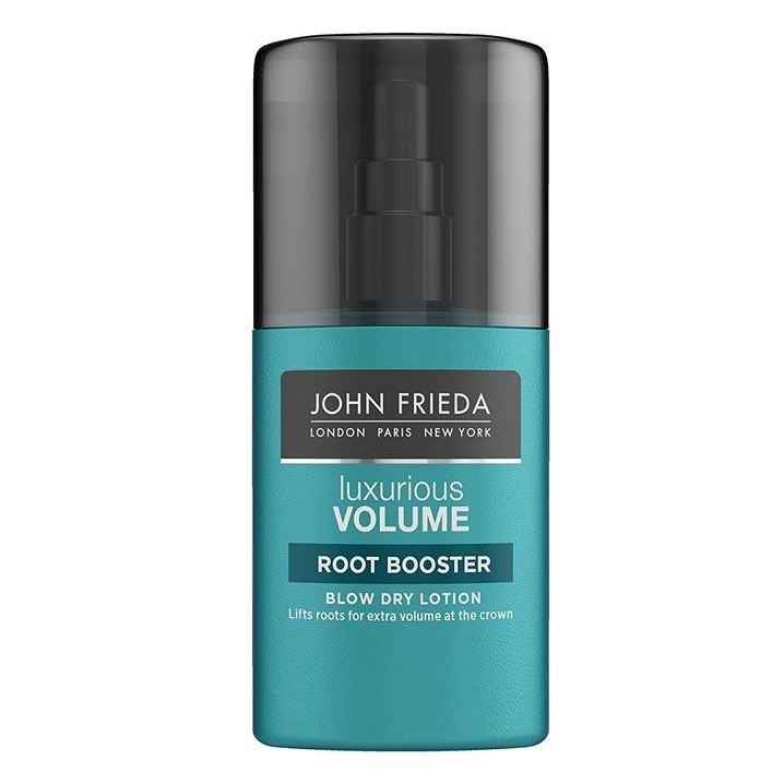 Лосьон John Frieda Root Booster Blow Dry Lotion 125 мл спрей тонирующий syoss root retoucher черный 120мл активатор цвета