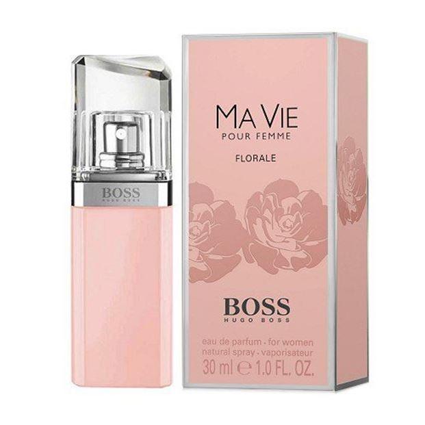 Парфюмированная вода Hugo Boss Boss Ma Vie Pour Femme Florale 75 мл hugo boss boss ma vie florale парфюмерная вода спрей 50 мл