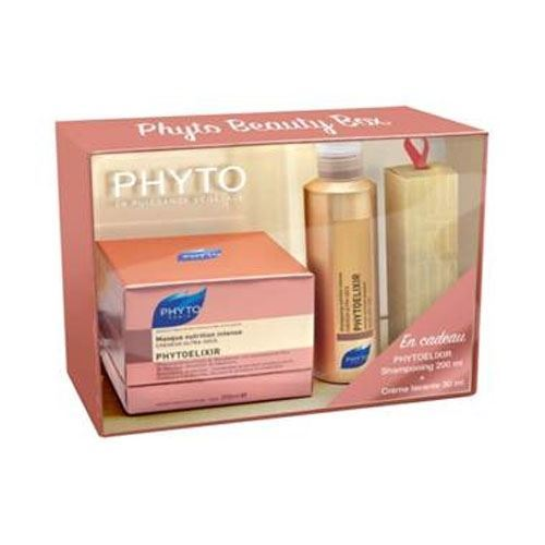 Набор: Набор Phyto Phyto Beauty Box (Набор) levitasion набор relax skin beauty box