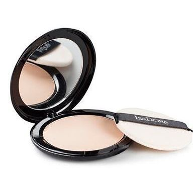 Пудра IsaDora Velvet Touch Compact Powder (15) пудра pupa silk touch compact powder 05