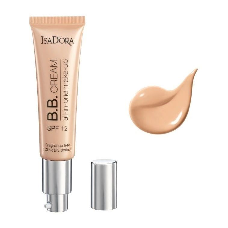 База под макияж IsaDora ВВ-крем All-in-One Make-Up Spf 12 (14)
