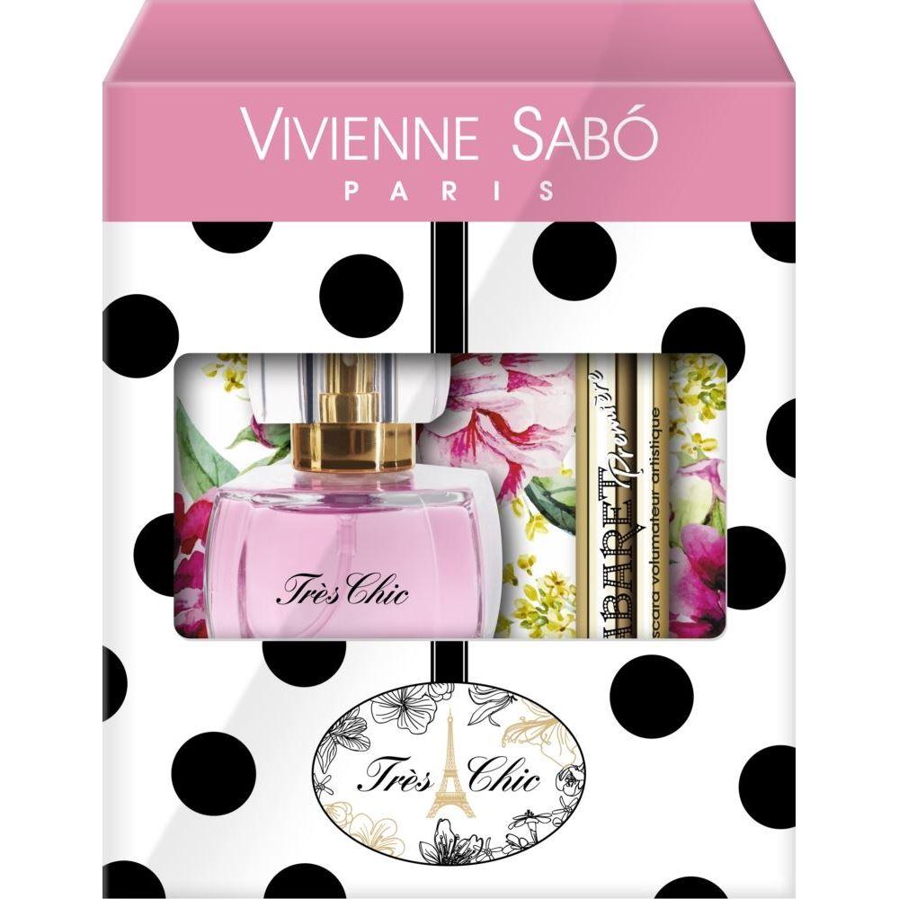 Набор: Наборы Vivienne Sabo Tres Chic набор наборы vivienne sabo artistic volume mascara cabaret premiere fixateur