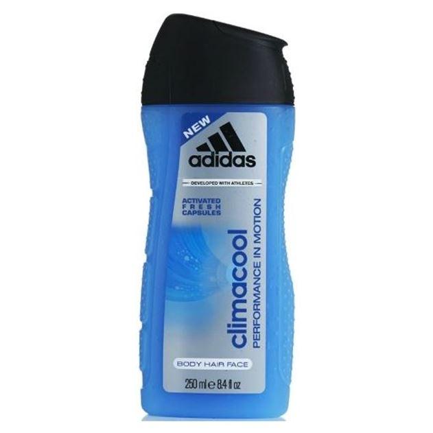 Гель для душа Adidas Body-Hair-Face Climacool 250 мл санитель гель 250 мл купить