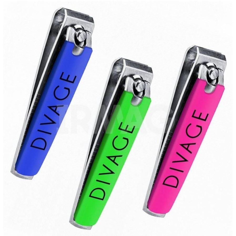 Щипчики Divage Мини-щипчики для маникюра Dolly Collection (синие) станки для заточки маникюрных щипчиков