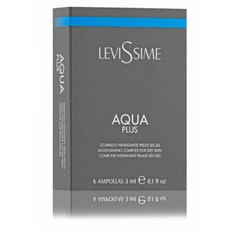 Жидкость Levissime Aqua Plus рН 6,0-6,5 (6*3 мл) недорого