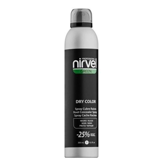 Краска для волос Nirvel Professional Dry Color Spray (Light Brown)