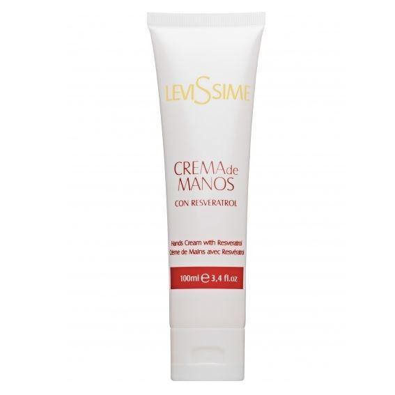 Крем Levissime Hands Cream With Resveratrol 500 мл sea of spa крем морковный универсальный 500 мл